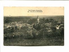 CP - CHATENOIS (88) Panorama - Chatenois
