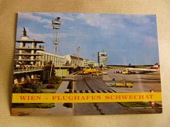 AIRPORT / FLUGHAFEN / AEROPORT     WIEN   CARAVELLE AUSTRIAN - Aerodromes