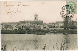 CPA Ussy Sur Marne (pk41107) - France