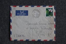 Lettre Du CAMEROUN Vers FRANCE - Cameroun (1915-1959)