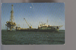 Cpsm ,     General Petroleum   Mineral Organization , Non   Voyagé - Arabie Saoudite