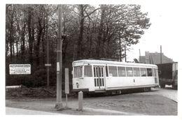 DILBEEK : Dépôt SNCB/NMVB Trams Sortant Du ... - Postales