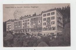 GRAND HOTEL DE MACOLIN / KURHAUS MAGGLINGEN - BE Berne
