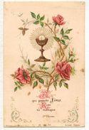 """"""" A Qui Possède Jésus Rien Ne Manque """" PL 241 Bis - IMAGE PIEUSE HOLY CARD SANTINI HEILIG PRENTJE - Andachtsbilder"""