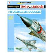 Tanguy Et Laverdure L'intégrale Tome 2 - L'escadrille Des Cigognes - Tanguy Et Laverdure