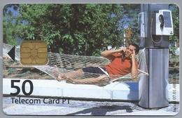PT.- Telecom Card PT. Portugal. Neste Verao Falar /e Fácil. 2 Scans - Portugal