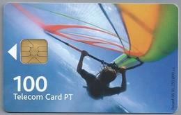 PT.- Telecom Card PT. Portugal. Call Home. 2 Scans - Portugal