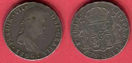 § 8 REALES FERDINAND VII  (KM 84) TB 135 - Bolivia