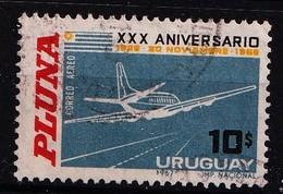URUGUAY - 1967  -  Mi.Nr. 1083  -  Gestempeld/oblit. - ° - Uruguay