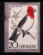 URUGUAY - 1962  -  Mi.Nr. 942  - Luchtpost -  Gestempeld/oblit. - ° - Uruguay