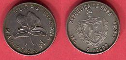 § 5 PESO     (KM 49 ) TTB 38 - Cuba