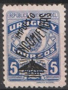 URUGUAY - 1946  -  Y&T.Nr. 570  -met Overdruk  Gestempeld/oblit. - ° - Uruguay