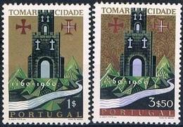 Portugal, 1962, # 881/2, MH - 1910-... Republik