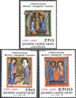 Vatikanstadt 973-975 (complete Issue) Unmounted Mint / Never Hinged 1989 Maria Heimsuchung - Vatican