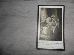 Doodsprentje ( B 453 )  Baert / Verzele  -  Peteghem  Petegem ( Deynze  Deinze ) 1930 - Esquela