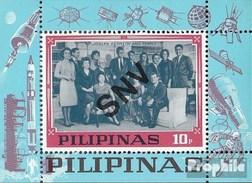 Philippinen Block II XV (completa Edizione) Non Uscita MNH 1968 John + Robert Kennedy - Philippinen
