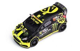 Ford Fiesta RS WRC - Valentino Rossi/C. Cassina - 2nd Monza Rally 2014 #46 - Ixo - Ixo