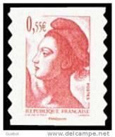 France Autoadhésif N°  232 ** Ou 4294 - Visage De La 5 ème République - Liberté De Gandon - France