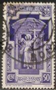 ITALIA 1933 The Holy Year. USADO - USED. - 1900-44 Victor Emmanuel III