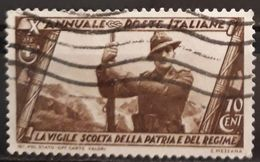ITALIA 1932 The 10th Anniversary Of The March On Rome. USADO - USED. - 1900-44 Victor Emmanuel III