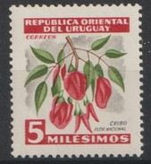 URUGUAY - 1954  -  Mi.Nr. 776 Of Y&T Nr.623-  New/ongestempeld/neuf/ungebraucht. - * - Uruguay