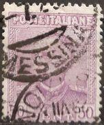 ITALIA 1928 King Victor Emmanuel III. USADO - USED. - 1900-44 Victor Emmanuel III