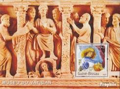 Guinea-Bissau Block451 MNH 2003 Arte Fuori Tutto Mondo - Guinea-Bissau