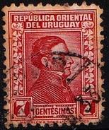 URUGUAY - 1932  -  Mi.Nr. 457 Of Y&T Nr.425 - Gestempeld/oblit./ Gebraucht/used. - ° - Uruguay