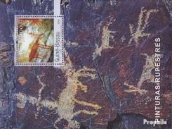 Guinea-Bissau Block430 (kompl.Ausg.) Postfrisch 2003 Wandmalereien - Guinea-Bissau