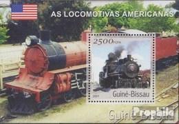Guinea-Bissau  MNH 2001 Trasporti- E Trasporti - Guinea-Bissau