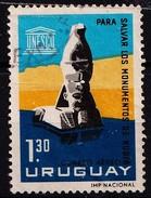URUGUAY - 1964 -  Mi.Nr. 962 A - Gestempeld/oblit./ Gebraucht/used. - ° - Uruguay