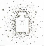 CHANEL Carte De NOEL 2017 ( Nouveau) - Cartes Parfumées