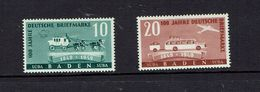 GERMANY,,,Baden ...mh - Lots & Kiloware (mixtures) - Max. 999 Stamps
