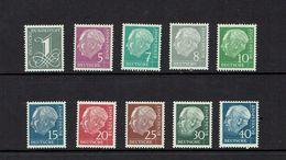 GERMANY,,,Bundespost...MNH - Lots & Kiloware (mixtures) - Max. 999 Stamps