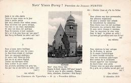 (71) Paray Le Monial - Notr' Vieux Paray - Paroles De Joanny Furtin - Chanson 1919 - Paray Le Monial