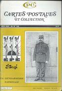Cartes Postales Et Collections Dec 1985   Magazines N: 106 Llustration &  Thèmes Divers 98 Pages - Français