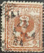 ITALIA 1901 Victor Emmanuel III. USADO - USED. - 1900-44 Victor Emmanuel III