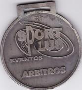 SPORT PLUS EVENTOS JUGADORES FUTBOL ARENA PINAMAR 2001 L'ARGENTINE - BLEUP - Andere