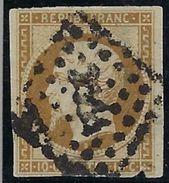 France N° 9 Oblitéré, Beau - 1852 Luis-Napoléon