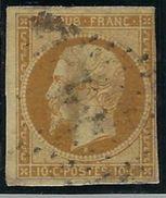 France N° 9 Oblitéré, Qualité ST - 1852 Louis-Napoléon
