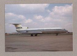 KUWAIT AIRWAYS AIRPLANE AIRCRAFT TRIDENT HS-121 AIRCRAFT AIRPLANES Postcard Z1 - 1946-....: Moderne