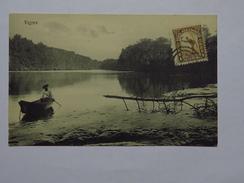 C.P.A. COSTA RICA : Vigres, Stamp 1912 - Costa Rica