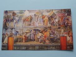 GUNNAR THEANDER ( * 1894 + 1975 ) Stamp NYBRO 5-5-90 ( Zie Foto's ) ! - Cartes-maximum (CM)