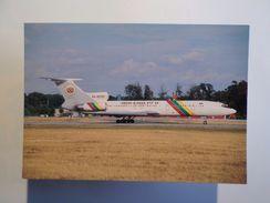 AIRPLANE AIRCRAFT PLANE AVION TUPOLEV TU154M AVIAZNERGO AIRWAYS AIRLINES PC Z1 - 1946-....: Moderne