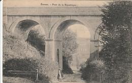 EVREUX  Pont De La République - Evreux