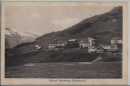 Kurort Sörenberg - Generalansicht - Photo: Globetrotter - LU Lucerne