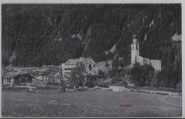 Andeer - Hotel Und Kirche - Photo: Guggenheim - GR Grisons