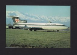 LIMITED Issue PC AIRPLANE TRIDENT BRITISH AIRWAYS Airplanes Aircraft UK ENGLAND - 1946-....: Moderne