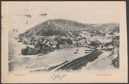 Polperro, Cornwall, 1907 - Valentine's Postcard - England