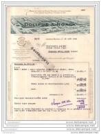 90 - 108 VALDOIE BELFORT 1948 Manufacture DOLLFUS NOACK - Drap De Mulhouse ˆ Teinturerie LAURENT De GRENOBLE CROIX ROUG - Francia